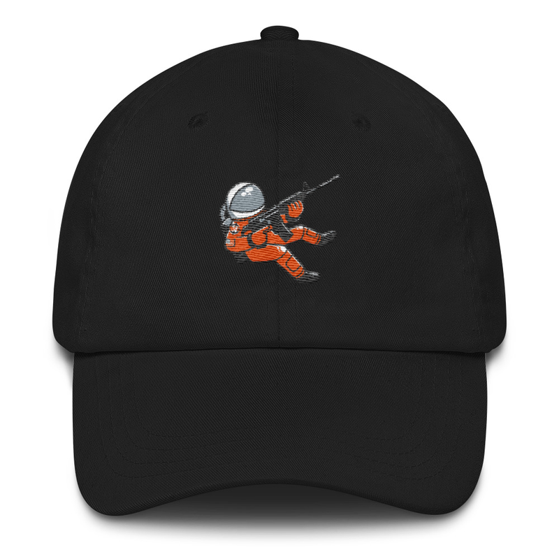 Space Force Astronaut Dad Hat