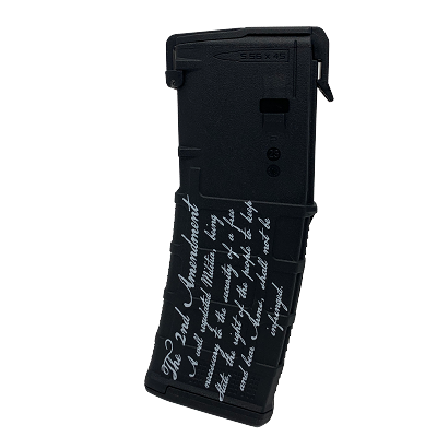 PMAG 30-Round AR/M4- 2nd Amendment