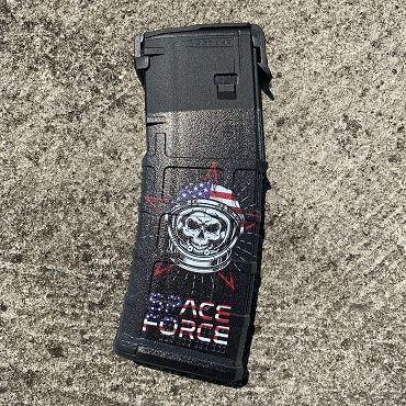 PMAG 30-Round AR/M4 - Astronaut Space Force