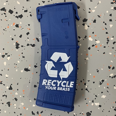 PMAG 30-Round AR/M4- Recycle Your Brass