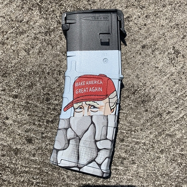 PMAG 30-Round AR/M4- The Wall