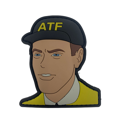 ATF Agent PVC Patch