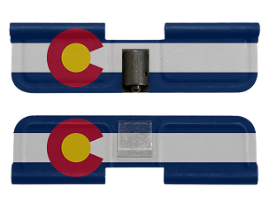 AR-15 Ejection Port Dust Cover - Colorado
