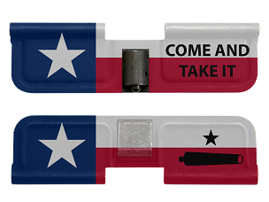 AR-15 Ejection Port Dust Cover - Come and Take It