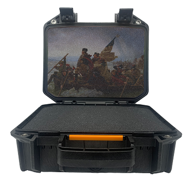 Crossing - Pelican V100 Pistol Case