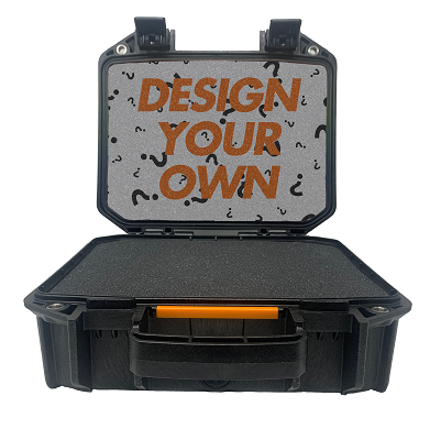 Design Your Own - Pelican V100 Pistol Case