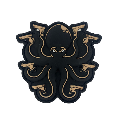 Glocktopus PVC Patch