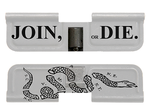 AR-15 Ejection Port Dust Cover - Join or Die