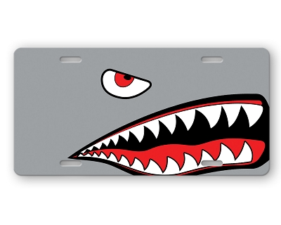 AR-15 Ejection Port Dust Cover - Shark