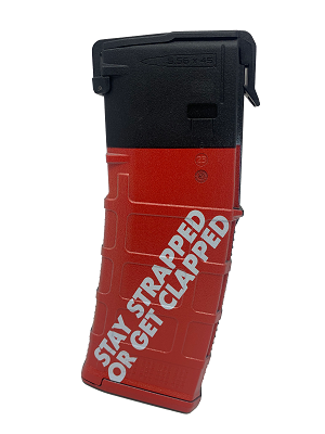 PMAG 30-Round AR/M4- Stay Strapped