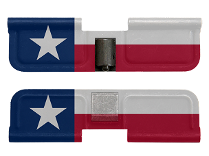 AR-15 Ejection Port Dust Cover - Texas