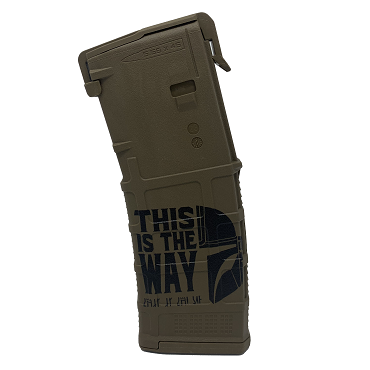 PMAG 30-Round AR/M4 - The Way FDE