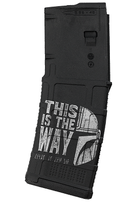 PMAG 30-Round AR/M4- The Way