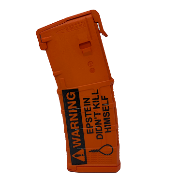 PMAG 30-Round AR/M4- WARNING