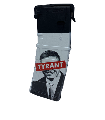 PMAG 30-Round AR/M4- Washington Tyrant