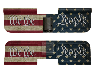 AR-15 Ejection Port Dust Cover - We the People