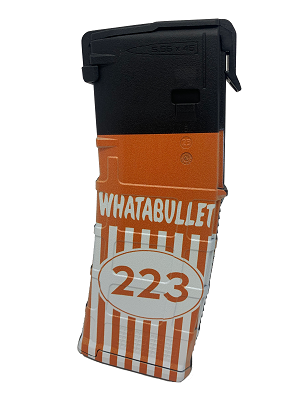 PMAG 30-Round AR/M4- Whatabullet