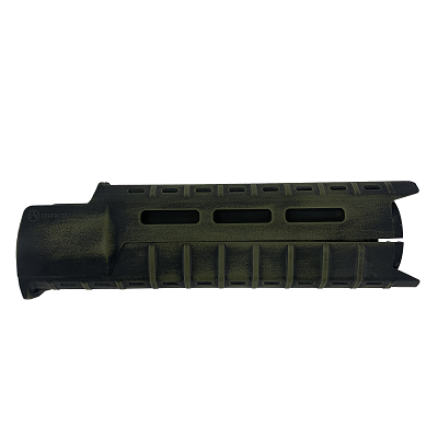 MOE SL Carbine Hand Guard - Worn Bazooka Green