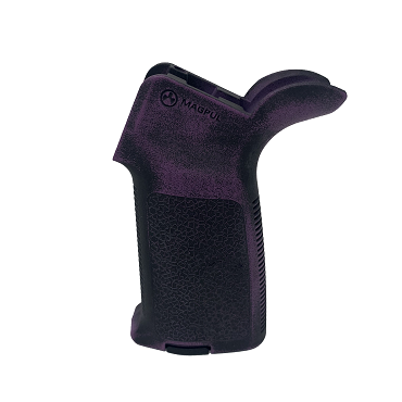 Magpul MOE Grip - Worn Wild Purple