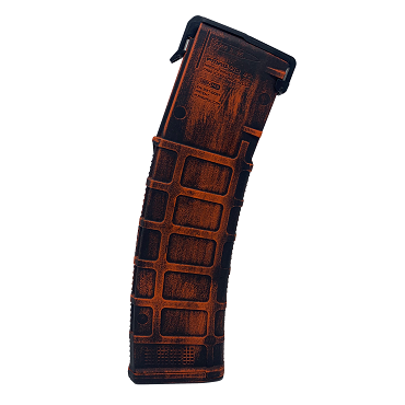 PMAG 40-Round AR/M4- Worn Hunter Orange