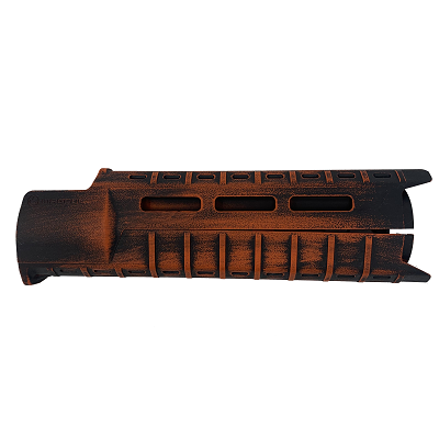 MOE SL Carbine Hand Guard - Worn Hunter Orange