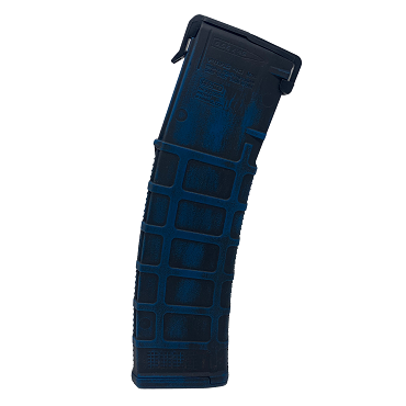 PMAG 40-Round AR/M4- Worn Sea Blue
