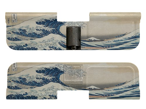 AR-15 Ejection Port Dust Cover -Great Wave