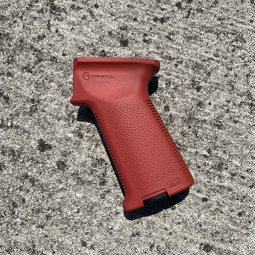 MOE AK Grip - S&W Red