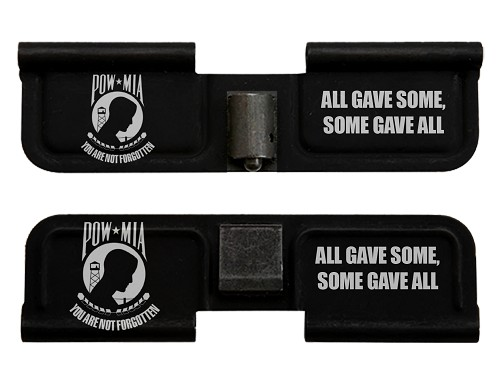 AR-15 Ejection Port Dust Cover - POW MIA